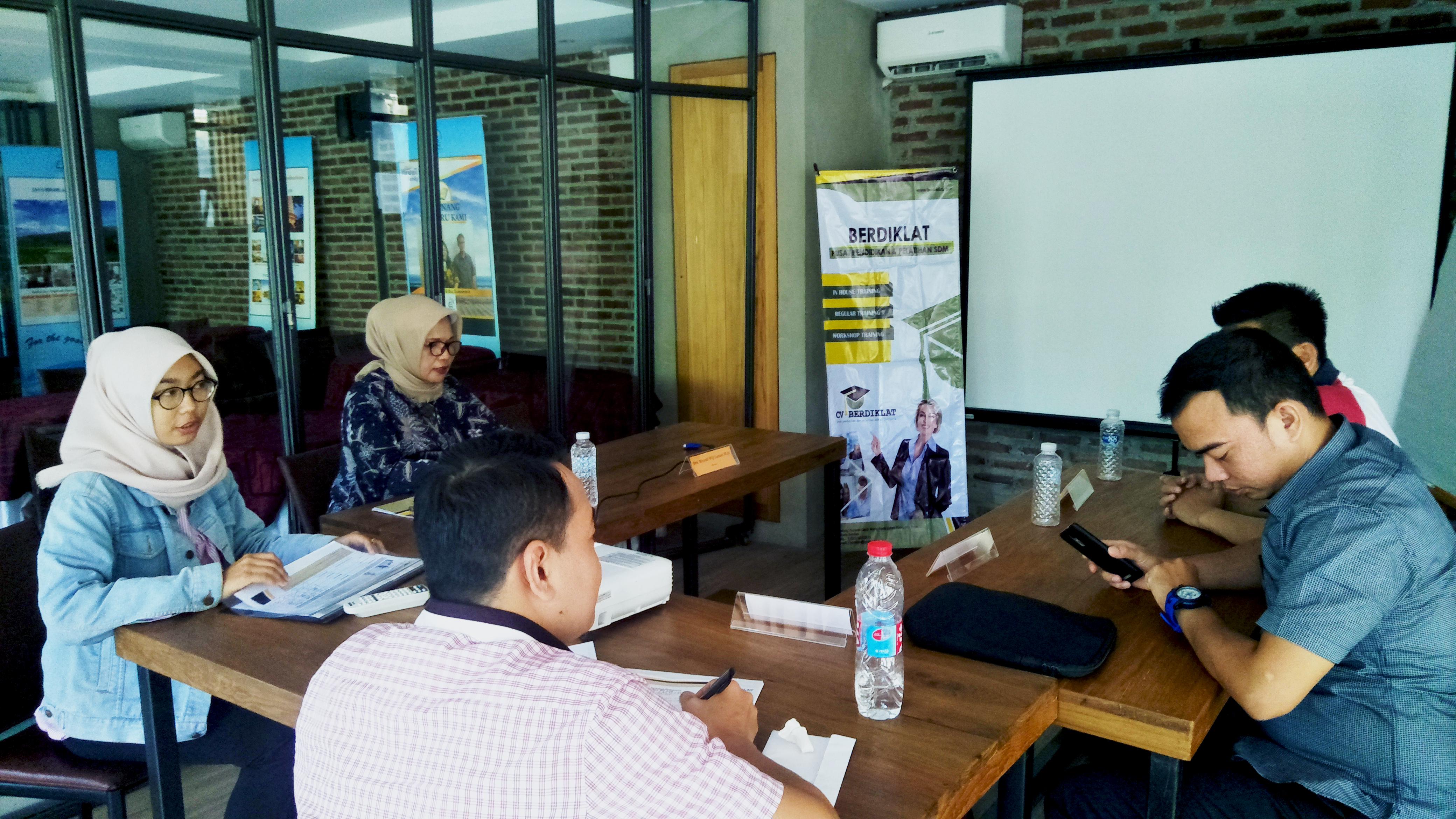 Annual Report Berbasis GCG dan CSR | 📍 Bandung, Jawa Barat | 📅 31 Januari- 2 Februari 2018