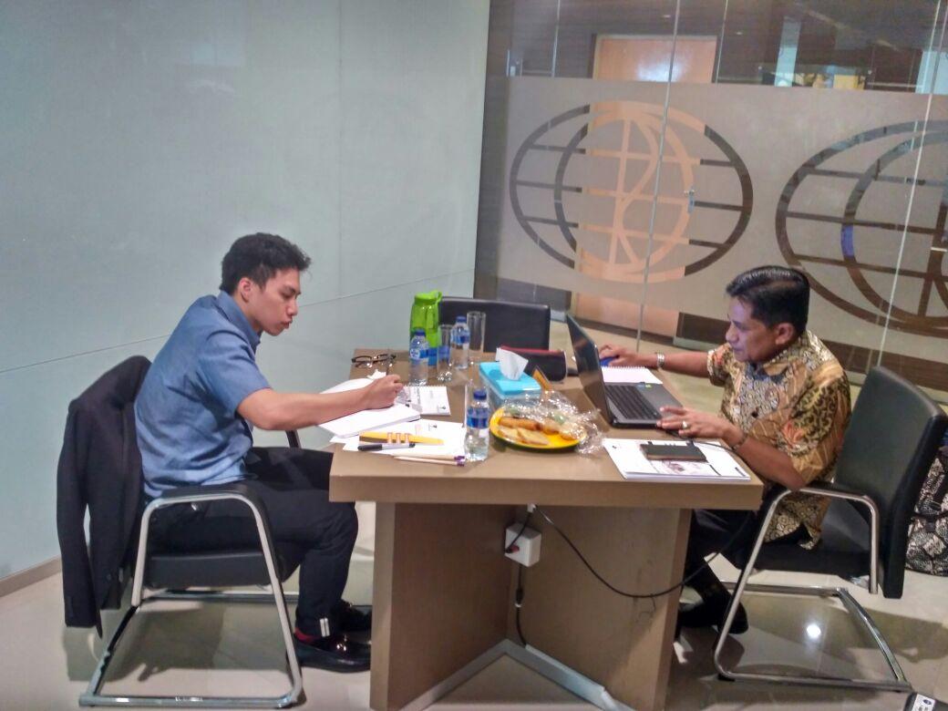 Manajemen Proyek Konstruksi, Jakarta 13-14 Februari 2018