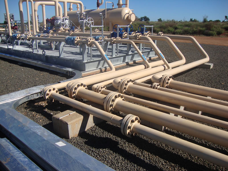PIPING AND PIPELINE DESIGN, INSTALLATION, OPERATION