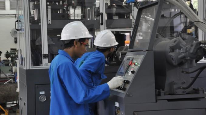 Pelatihan Profesional Instrumentasi, Kontrol dan Otomasi