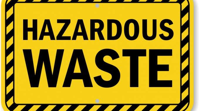 TRAINING HAZARDOUS WASTE MANAGEMENT