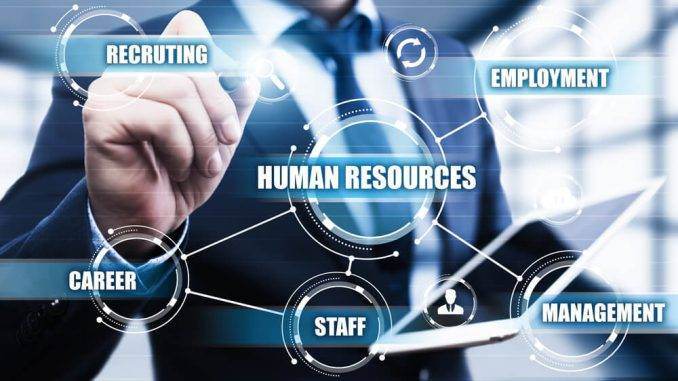 Training HUMAN RESOURCES FOR NON HUMAN RESOURCES