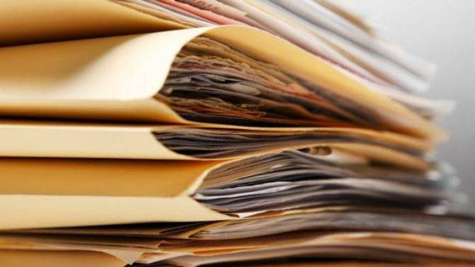 Filing System and E-Filing